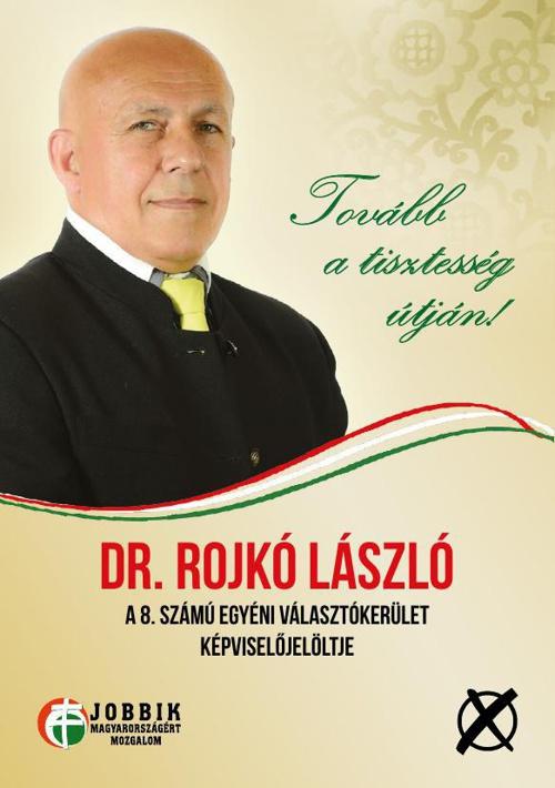 Dr. Rojkó László