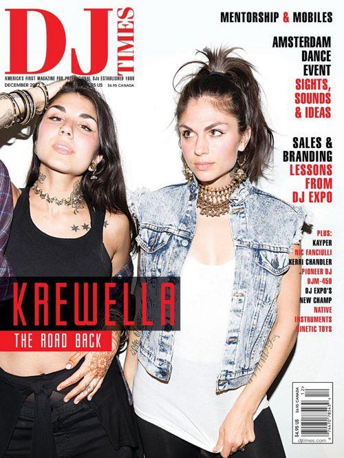 Nic Fanciulli DJTimes December 2017