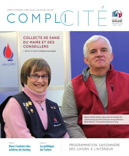 Complicité - Printemps 2013