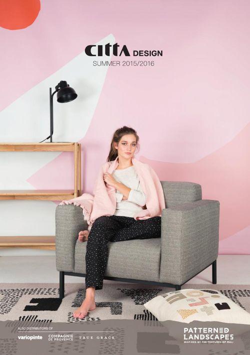 Citta Design / Wholesale Catalogue / Summer Collection 2015/2016