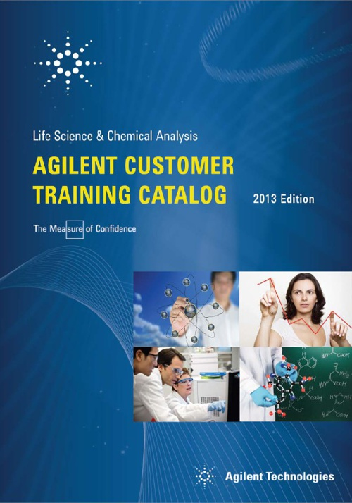 Agilent Customer Training Catalog 2013