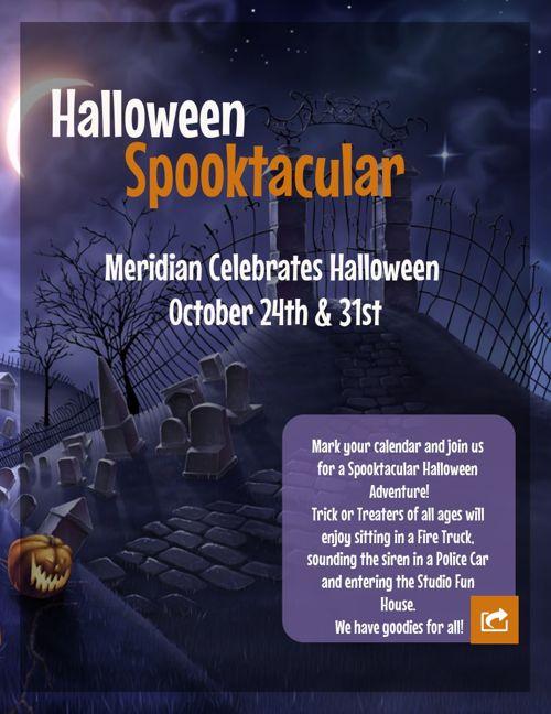 Meridian Halloween Adventures