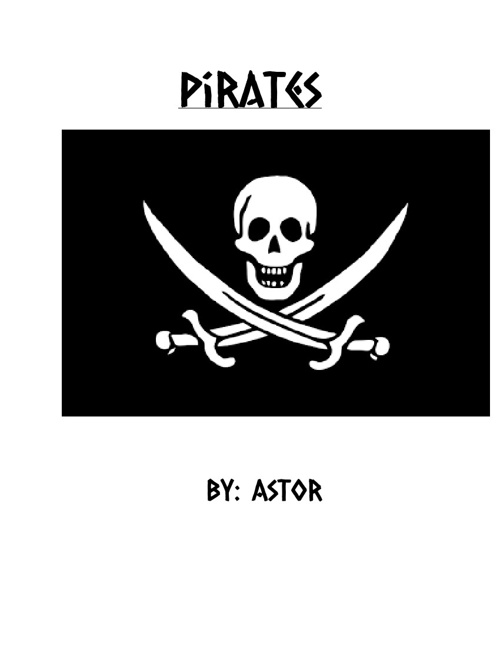 Pirates By Astor