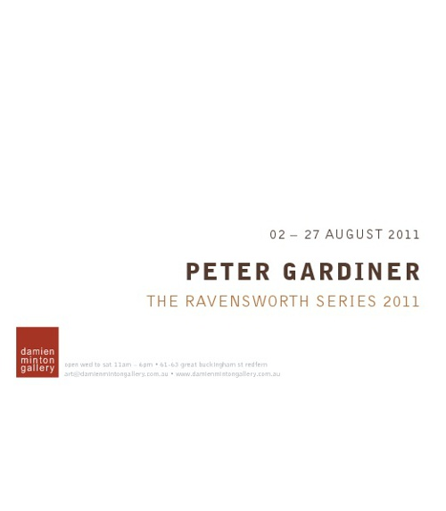 Peter Gardiner – The Ravensworth Series