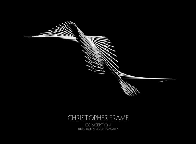 Conception   Christopher Frame   Direction & Design 1999