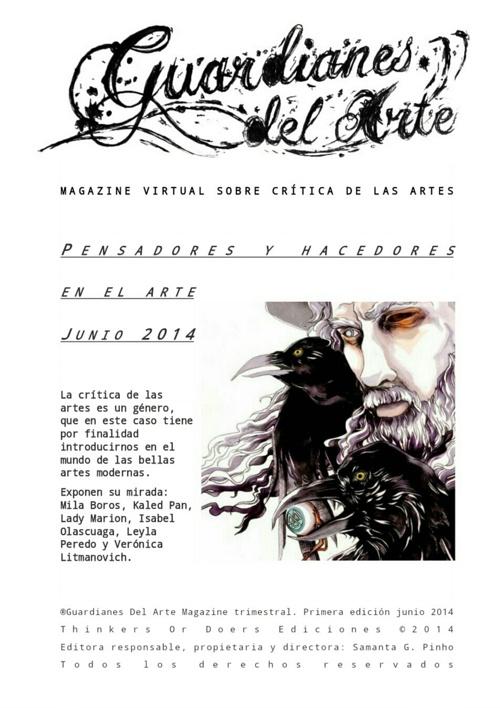 Guardianes Del Arte Junio 2014