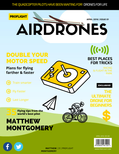 AirDrones