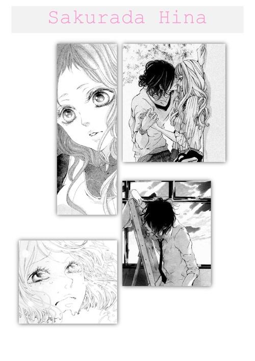 Favourites manga