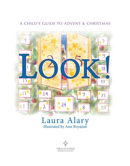 Look! by Laura Alary