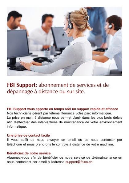 FBI Support