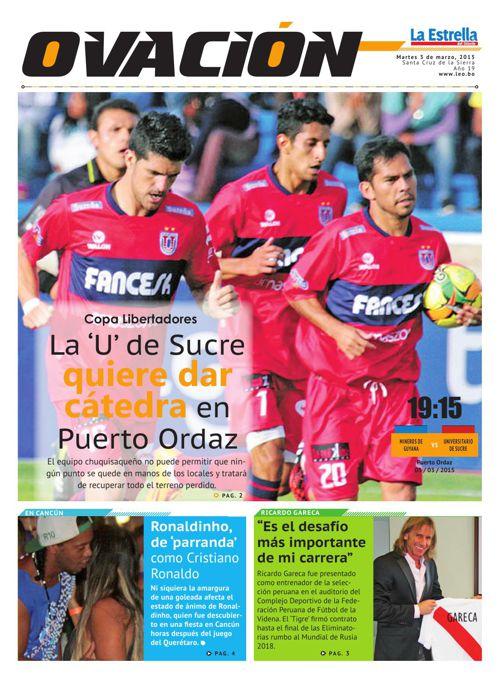 Deportes 03-03-2015