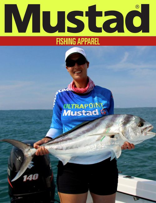 Mustad Fishing Apparel