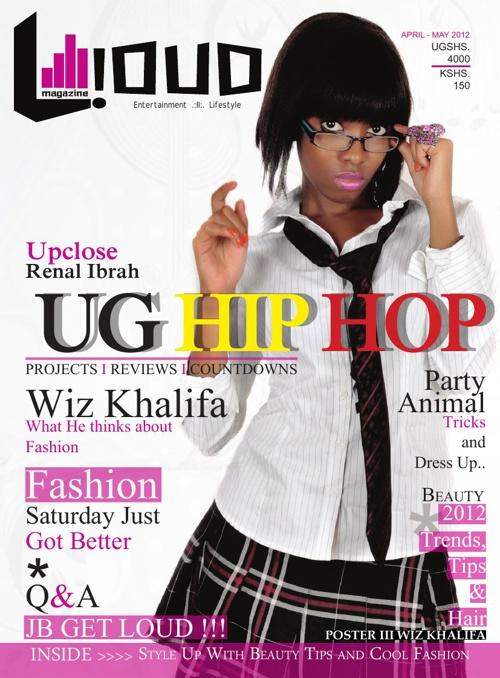 Loud Magazine #1