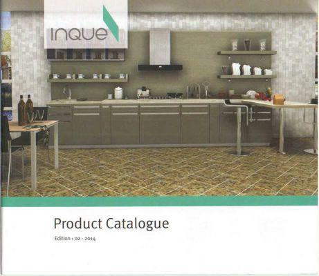 Inque Catalogue 2014