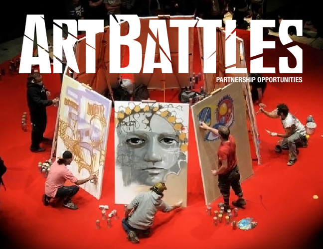 ArtBattles 2012 Partnership Opportunities