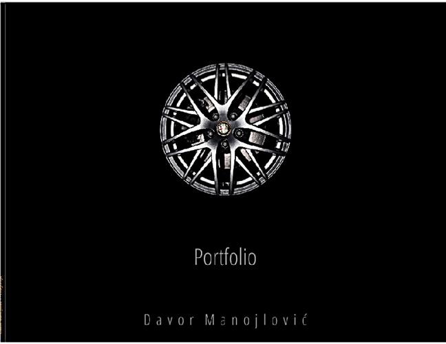 Davor Manojlovic Portfolio