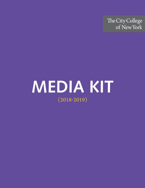 The City College of New York Media Kit (2018- 2019)