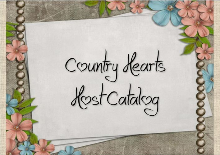 Country Hearts Host Catalog