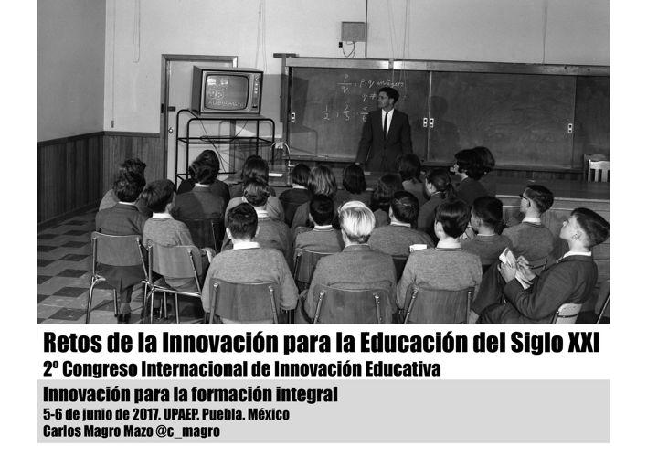 Retos de la Innovación para la Educación del Siglo XXI