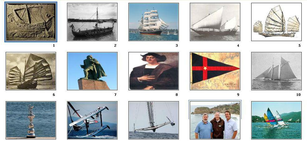 Sailing PPT