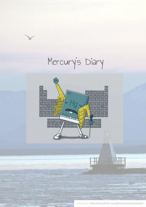 Mercury's Diary