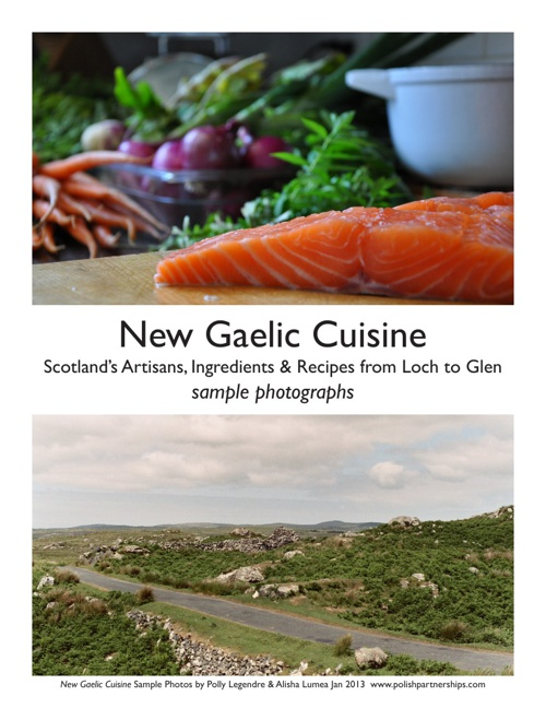 New Gaelic Cuisine Photo Sample