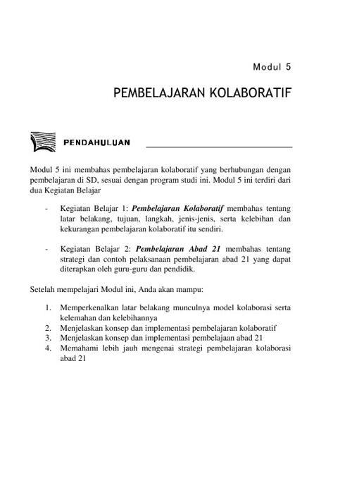 Contoh Modul 2