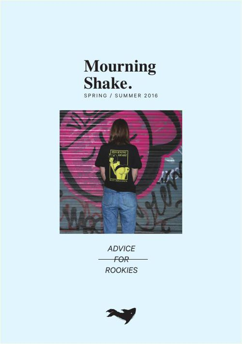 Mourning Shake SS2016