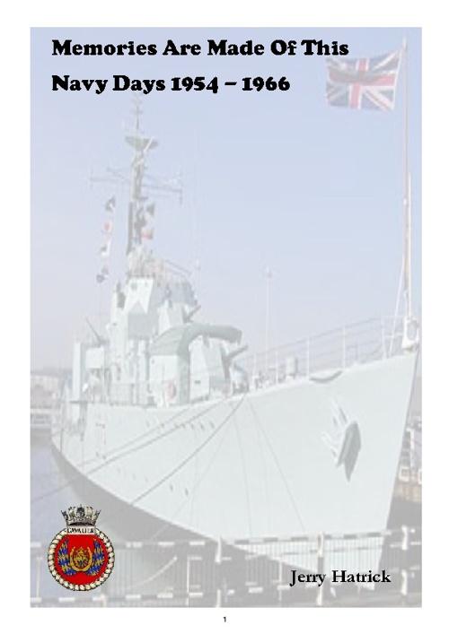 Navy Days '54 to '66