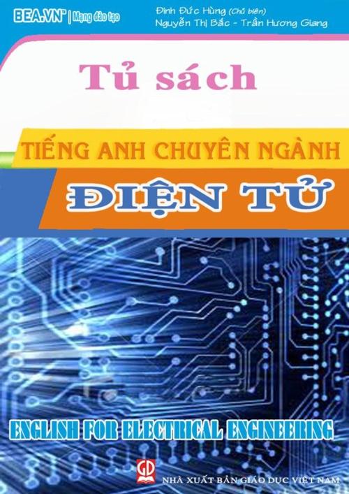 Tieng Anh chuyen nganh dien tu