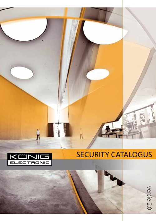 Security Catalogus CamShopper.nl