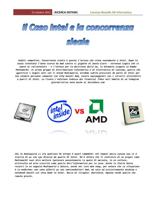 Compito Sistemi - Lorenzo Novello 3B-Informatica
