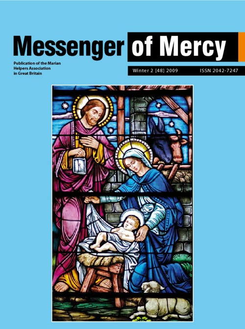 Messenger of Mercy issue 48 - Winter 2009