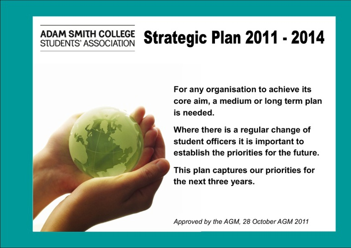 ASCSA Strategic Plan 2011-2014