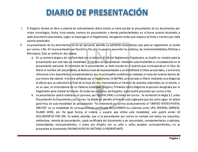 Diario Presentacion