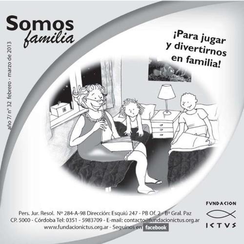 "Boletín ""Somos Familia"" N°32 - 2013"
