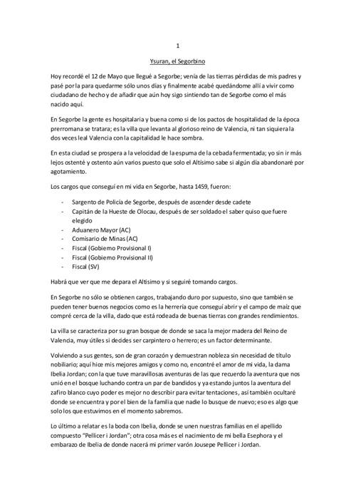 Diario de Ysuran Pellicer