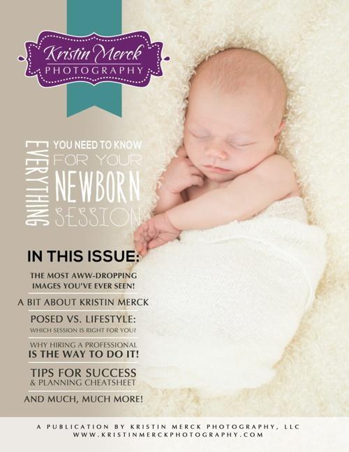 Kristin Merck Photography Newborns