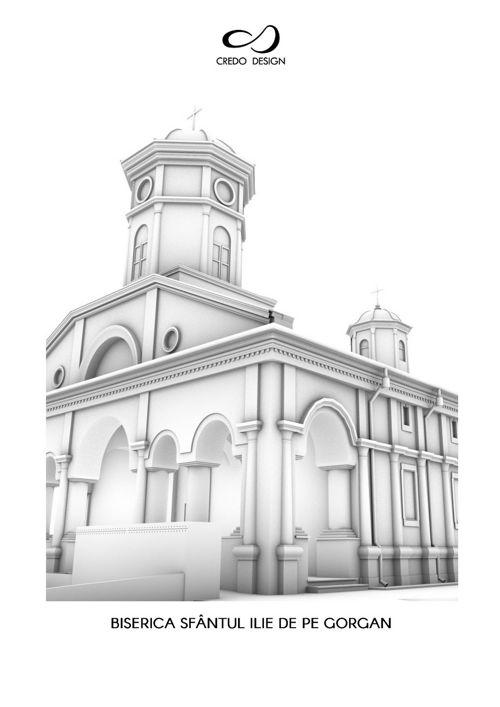 Biserica Sfântul Ilie de pe Gorgan