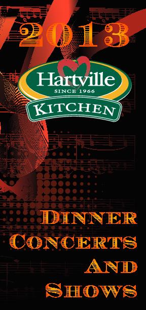 2013 Dinner Concert Brochure