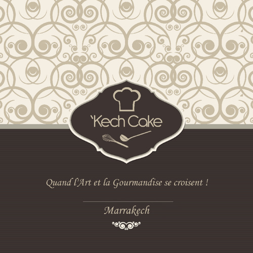 'Kech Cake - Le catalogue