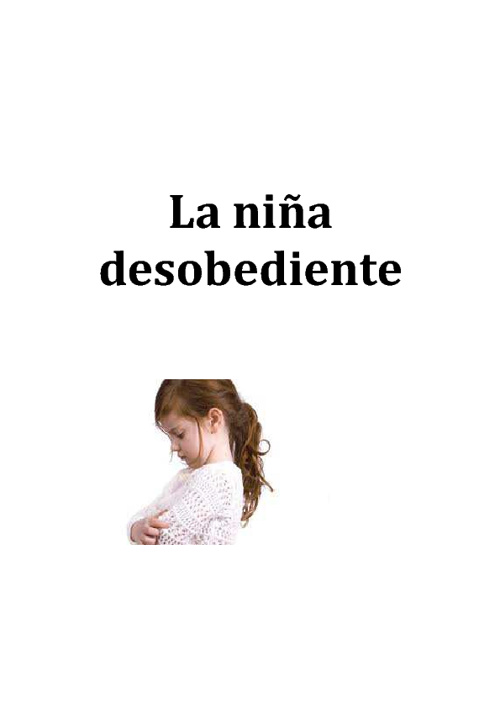La Niña Desobediente