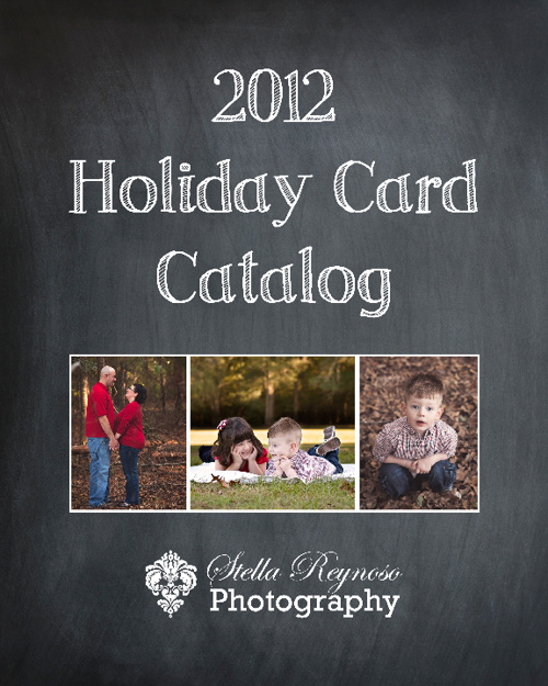2012 SRP Holiday Catalog