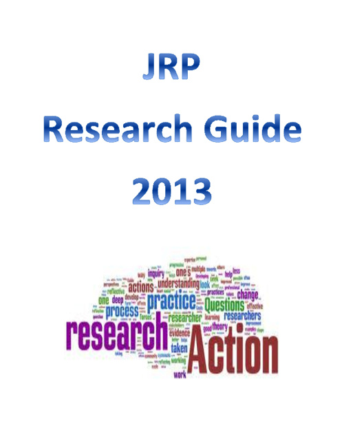 JRP Research Guide
