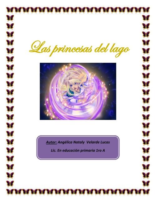 Las princesas del lago♥!