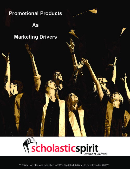 Promotional Products As Marketing Drivers