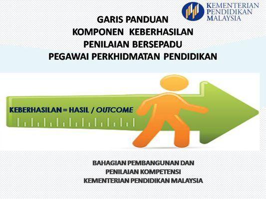 Garis Panduan Komponen Keberhasilan PBPPP