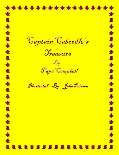 Captain caboodle Treasure No. 8