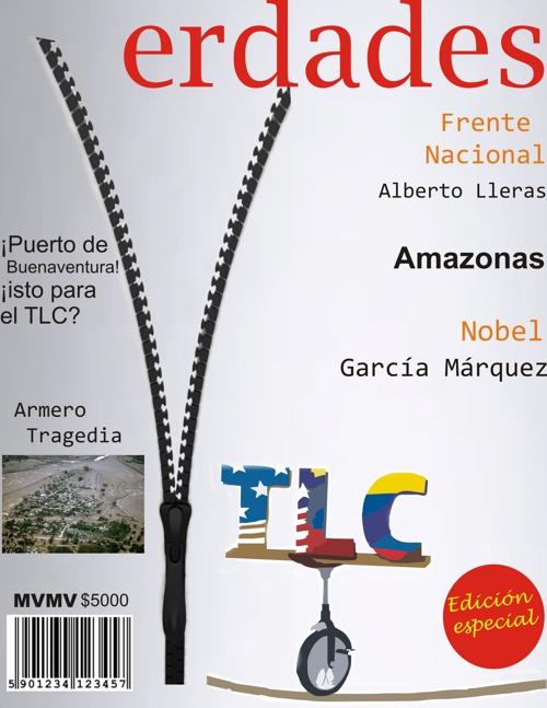 Revista Ma londoño, Ma Escobar; Valentina Rueda, Valeria Botero
