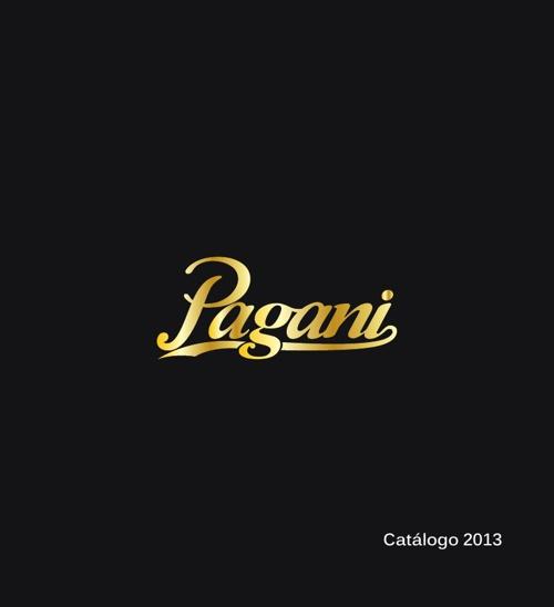 Catálogo Pagani 2013